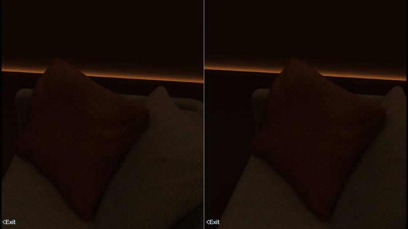 暴风魔镜虚拟电影院场景