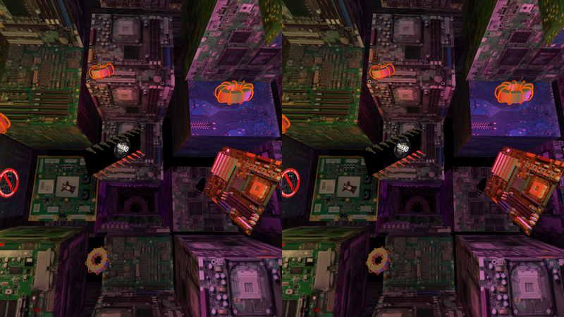 HackThePlanet VR 截图