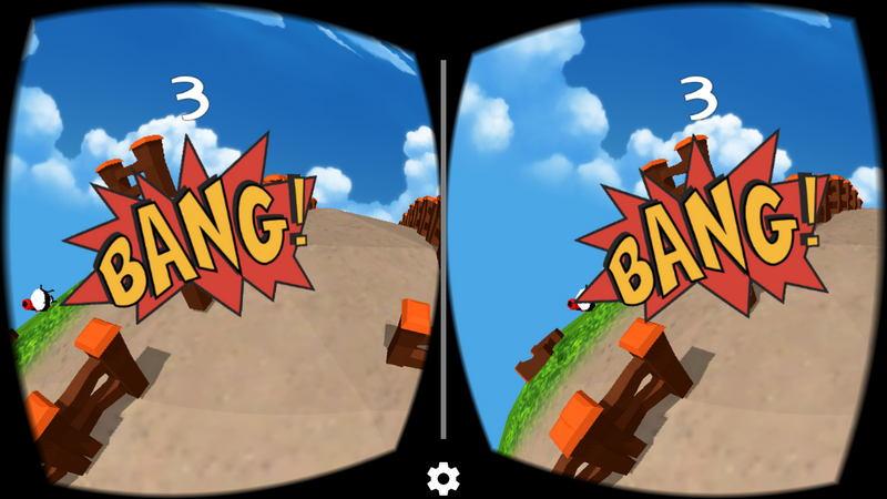 RocketSheep VR 被甩出篱笆的小羊