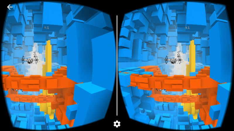 VoxelFly VR游戏界面